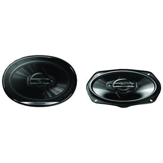 "G-Series 6"" x 9"" 400-Watt 3-Way Coaxial Speakers"