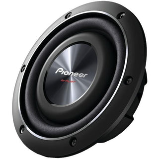 "8"" 600-Watt Shallow-Mount Subwoofer with Dual 2ohm Voice Coils"