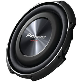 "12"" 1,500-Watt Shallow-Mount Subwoofer with Single 4ohm Voice Coil"