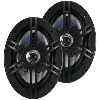 "Pulse Series 3-Way Speakers (6"" x 9"", 400 Watts max)"