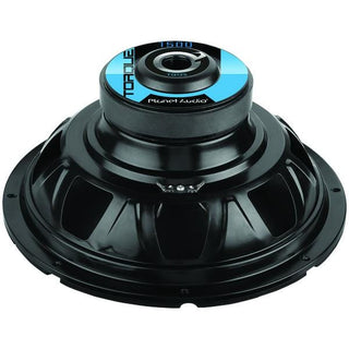"Torque Series Single Voice-Coil Subwoofer (12"", 1,500 Watts)"