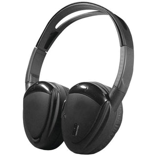 2-Channel RF 900MHz Wireless Headphones with Swivel Earpads