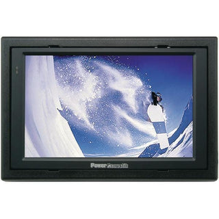 "Power Acoustik PT-700MHR 7"" Cut-in Widescreen Headrest Monitor"