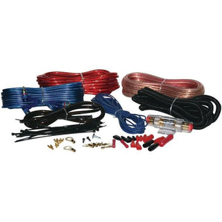 8-Gauge 1,000-Watt Amp Installation Kit