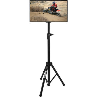 "Portable Tripod TV Stand (Up to 32"")"