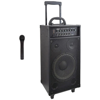Wireless Portable Bluetooth(R) PA Speaker System