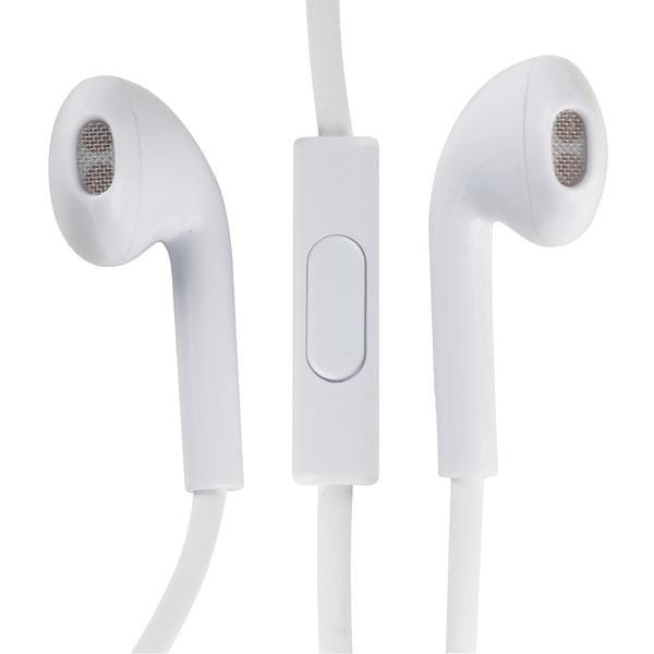 Noise-Isolating Earbuds with Microphone