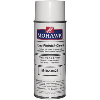 Clear Flat Lacquer Spray