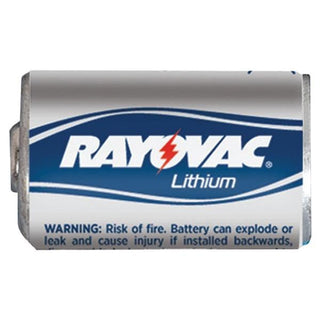 3-Volt Lithium CR2 Photo Battery, Carded (2 pk)