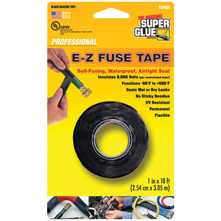 The Original SuperGlue 15408 E-Z Fuse Tape, 10ft