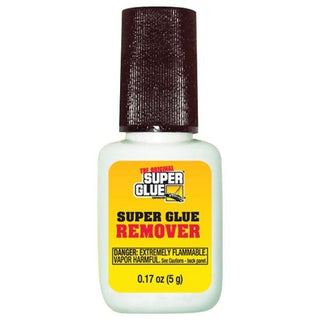 Super Glue Gel Remover