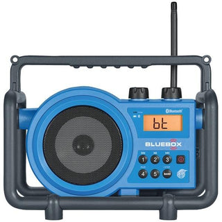 BlueBox AM-FM Ultra-Rugged Digital Receiver with Bluetooth(R)