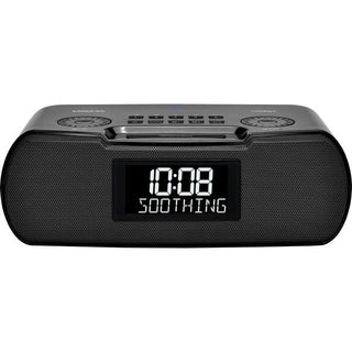 RCR-30 AM-FM Clock Radio with Bluetooth(R) and Sound Soother