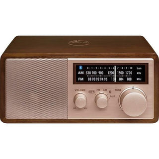 WR-16 45th Anniversary Special Edition AM-FM Wooden Cabinet Radio with Bluetooth(R)