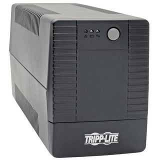 650 VA-480-Watt Line-Interactive UPS with 6 Outlets