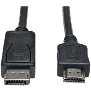 DisplayPort(TM) to HDMI(R) Adapter Cable, 6ft