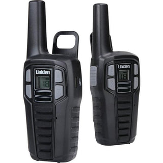 16-Mile 2-Way FRS-GMRS Radios (2 pk; With 6 batteries)