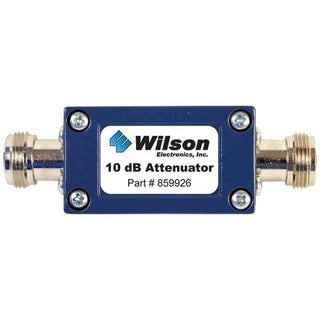50ohm Cellular Signal Attenuator with N-Female Connectors (10dB)