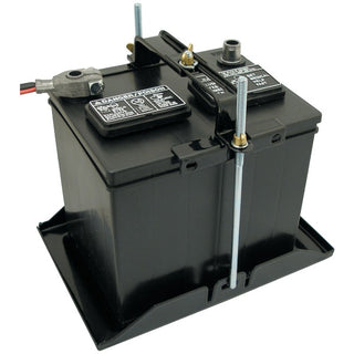 Universal Adjustable Battery Hold-Down