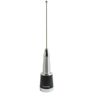 150MHz-170MHz VHF Pretuned 2.4dBd Gain Land Mobile NMO Antenna