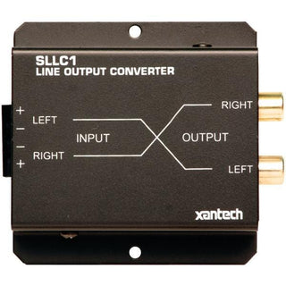 Speaker Level to Line Converter