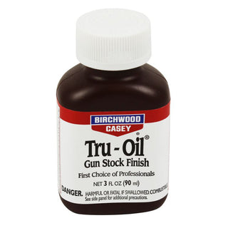 B-c Tru-oil Stock Finish 3oz 6cs