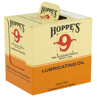 Hoppes Lube Oil 10pk