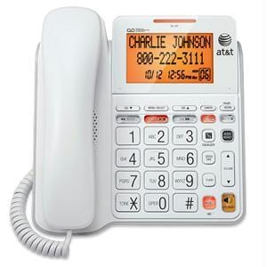 Corded Answering System W-large Display