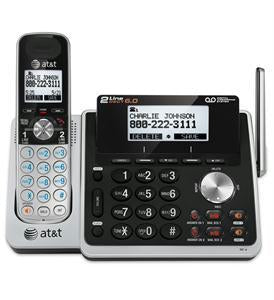 2-line Cordless System With Itad