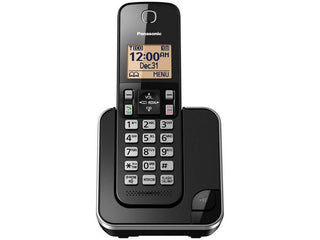 Expandable Cordless Phone In Black- 1hs