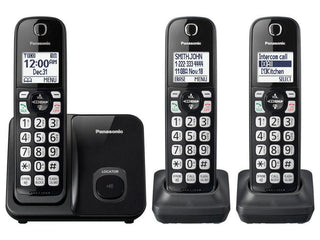 3hs Cordless Telephone In Black