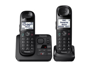 Panasonic 2 Hs Cordless With Answer Mach