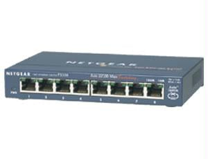 Prosafe 8 Port 10-100 Switch