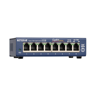 Prosafe 8 Port Gigabit Switch
