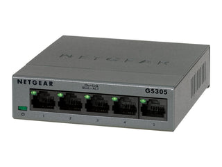 5-port Soho Ethernet Switch