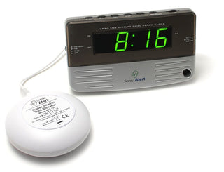 Alarm Clock W- Bed Shaker