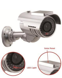 Robust Solar Powered Dummy Camera