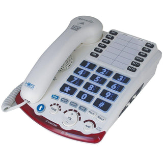 Hd Amplified Phone For Landline And Cell