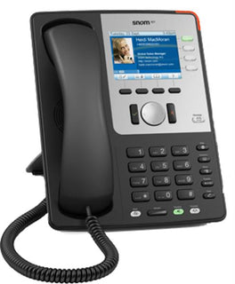 Snom Ip Phone Black 2346