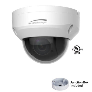 2mp 4x Indoor-outdoor Ip Ptz Camera
