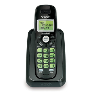 Cordless Phone With Cid In Black