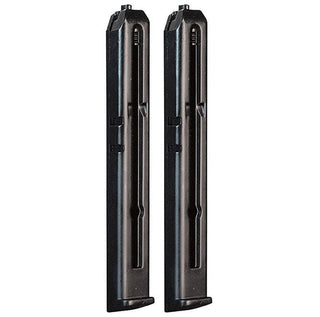 Crosman Spare Magazines 2 Count For Use With C11 40001 P15b And P10 Air Pistols