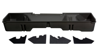 Du-ha Underseat Storage Gun Case 07-13 Gmc & Chevy Ext. Cab  Dark Gray