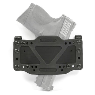 Cross-tech Holster Clip-on W-strap - Black