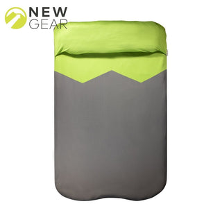 Klymit V Sheet Double Green-grey