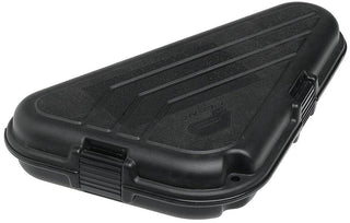 Plano Shaped Pistol Case   Large Black
