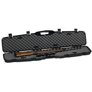 Plano Pro-max Single Scoped Rifle Case  52inch  Black