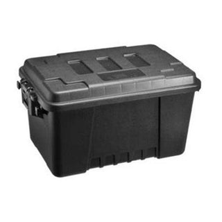 Planol Sportsman's Trunk Small -  56 Quart Capacity Black