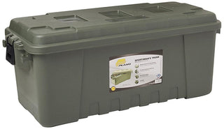 Plano Medium Sportsman's Trunk  68 Quart - O.d. Green