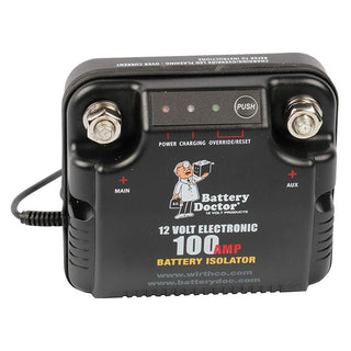 Wirthco 20090 Battery Doctor 75 Amp-100 Amp Battery Isolator